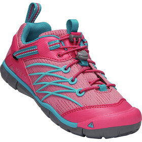Keen Chandler CNX Shoes Barn bright pink/lake green